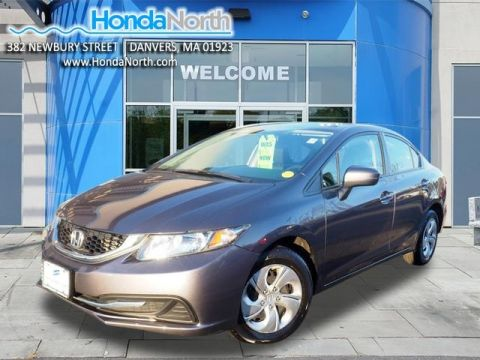 370 Certified Pre Owned Hondas For Sale Danvers Ma