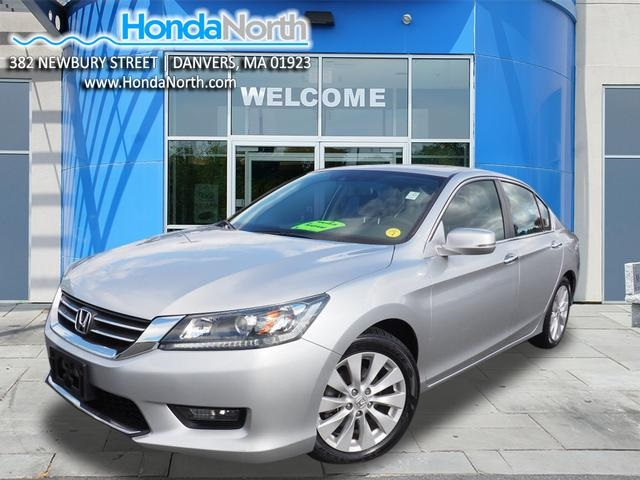 Certified Pre Owned 2014 Honda Accord EX L