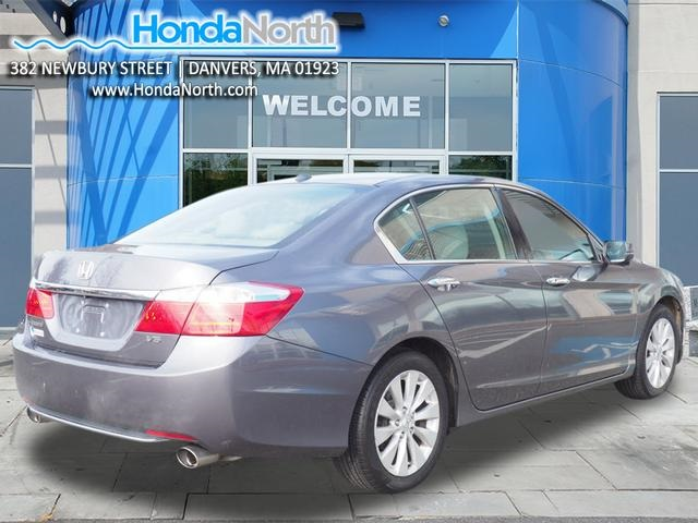 Pre Owned 2017 Honda Accord Ex L Navigation