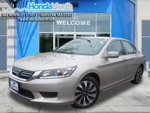 Pre-Owned 2014 Honda Accord Hybrid