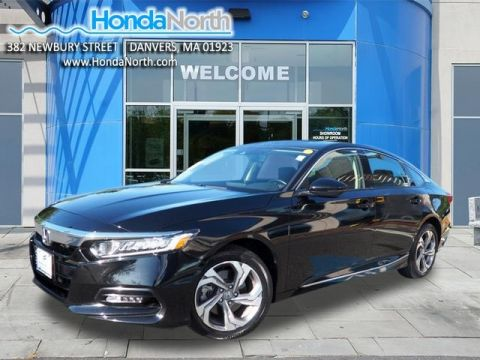 Certified Pre-Owned 2018 Honda Accord EX-L 2.0T Navigation