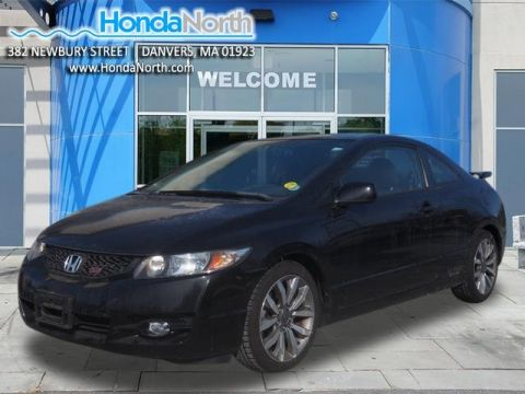 Pre-Owned 2009 Honda Civic Si